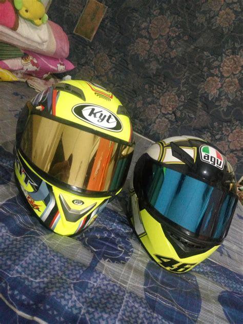 jual flat visor helm nhk terminator bisa  kyt rc