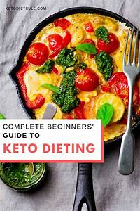 Keto Diet For Beginners  Guide  Menu And Meal Plan