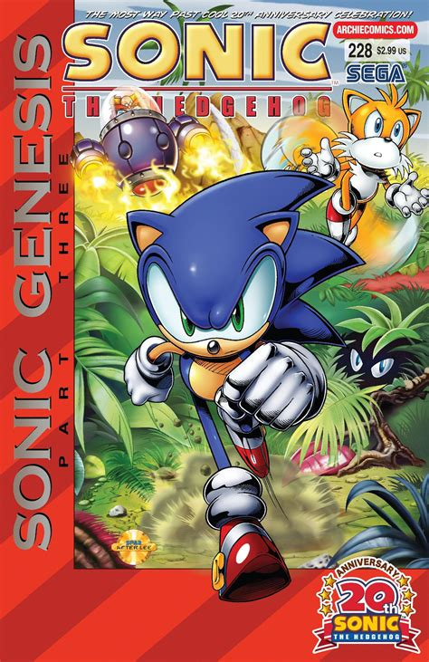 archie sonic  hedgehog issue  sonic news network