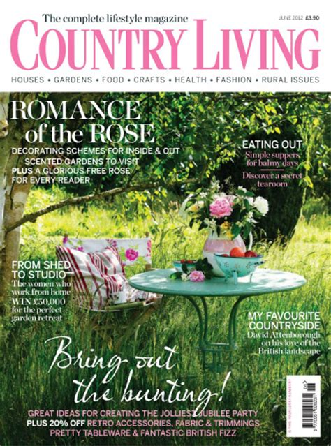 Country Magazine by Country Living Magazine Photo Shoot Bromley Location