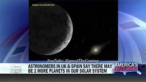 NEW PLANET DISCOVERED IN OUR SOLAR SYSTEM! - FlyHeight