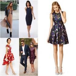 fall dresses for a wedding fall wedding guest dresses to impress modwedding