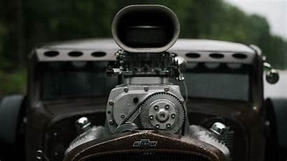 Wallpapers Rods Rod Desktop Wheels Engines Field