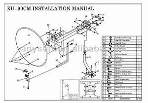 satellite dish components diagram 33 wiring diagram With satellitetvdiagram