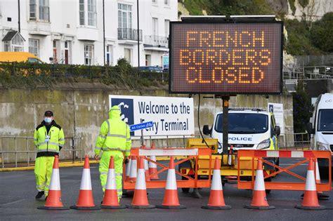 Francijas-Lielbritānijas robežas slēgšana britiem apgrūtina pārtikas, medikamentu piegādes - BNN ...