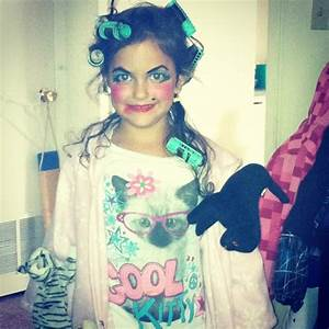 Crazy cat lady costume | love it | Pinterest | Crazy cat ...