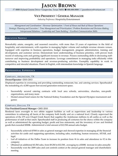 hospitality resume template click here to this