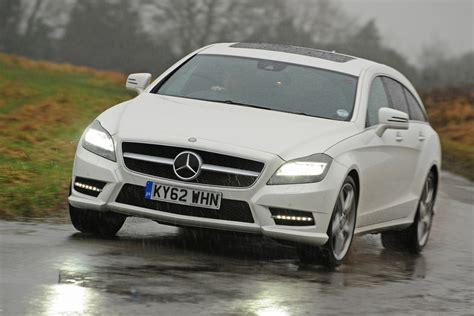 Mercedes Cls 350 Cdi Shooting Brake Review
