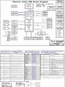 Hp Compaq Presario Cq60 Cq70 Notebook Laptop Wistron Warrior Intel Uma Schematic