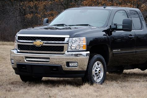 chevy silverado 2500hd 11 2014 bumper led light