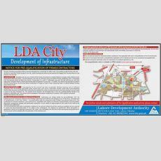 Lda City Lahore Booking Ballot Location Map Development News Eproperty®
