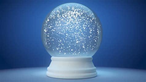 Animated Snow Globe Wallpaper - snow globe stock footage