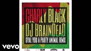 Charly Black - Gyal You A Party Animal (DJ BrainDeaD Remix ...