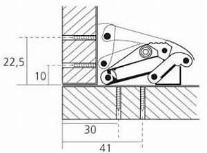Charnière Invisible En Applique : fabrication d 39 un meuble communaut leroy merlin ~ Melissatoandfro.com Idées de Décoration