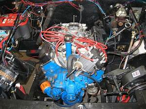 High Performance Amc V8 Tuff Dawg Crate Engine Cj