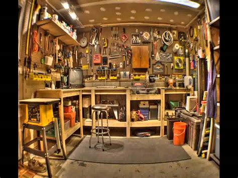 Best Garage Workshop Design Ideas Youtube  Building Plans