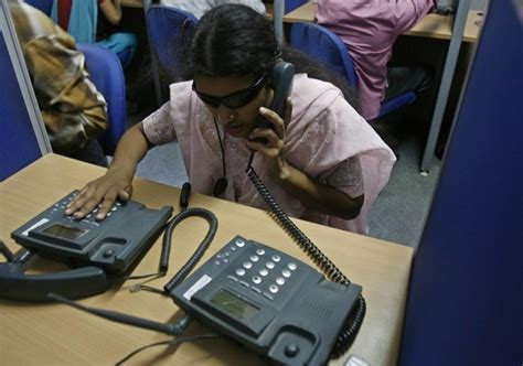 indian call centre swindle nets  million  uk victims