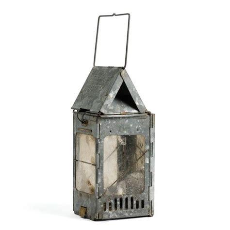 antique world war  folding metal lantern metal lanterns antiques vintage finds