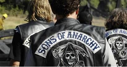 Sons Anarchy Mc Mayans Spin Pilot Soa