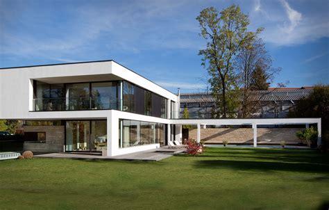 Modernes Wohnhaus In München Weiltingermöbelwerkstatt