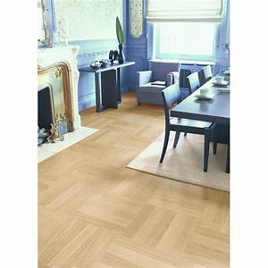 parquet stratifie a poser a batons rompus ou en mosaique With pose parquet quick step