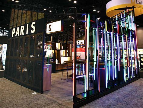 torontos visual elements wins   show booth award