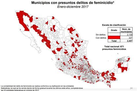En 2017, Más De 29 Mil Asesinatos En México; 671 Fueron