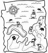 Treasure Coloring Map Pirate Maps Hunt Awesome Scavenger Printable Colouring Kidsplaycolor Pagefull Activity Cartoon Treasures Camps Preschool Malvorlagen Hook Lyrics sketch template