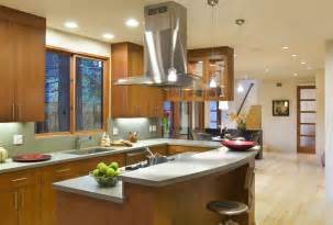 kitchen island with cooktop 4 types of kitchen range hoods to transform your kitchen