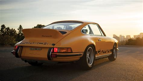 Porche 911 Rs by 1973 Porsche 911 Rs 2 7 Touring