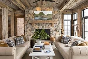 Superbe maison de campagne a illinois au design interieur for Salle de bain design avec campagne décoration magazine