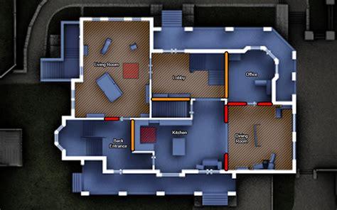 house de siege rainbow six siege r6s レインボーシックスシージのゲーム新マップを見やすくまとめました