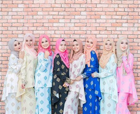 Wanita Gemuk Mengandung 17 Fesyen Baju Kurung Terkini Design Cantik Untuk Wanita Moden
