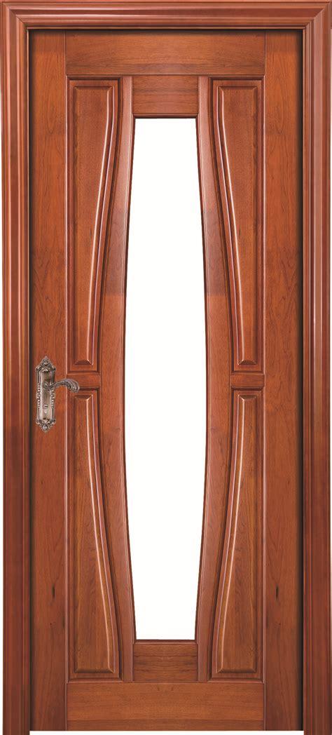 porte en bois de chambre cuisine porte intã rieure battante en bois massif izoard
