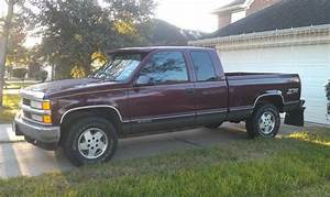 Sell Used 1995 Chevrolet K1500 Z71  5 7 Liter  Nv4500 5