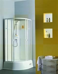 Fertigdusche Mit Pumpe : dusar fertigdusche viertelkreis 97 x 97 x 210 cm mit boiler und pumpe wei ~ A.2002-acura-tl-radio.info Haus und Dekorationen
