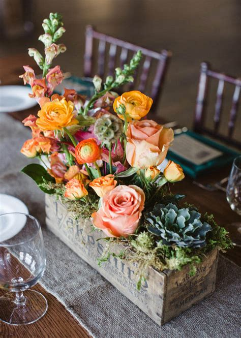 spring  beautiful flower arrangement ideas