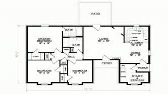 Of Images Simple One Floor House Plans by 3 Bedroom 1 Floor Plans Simple 3 Bedroom House Floor Plans