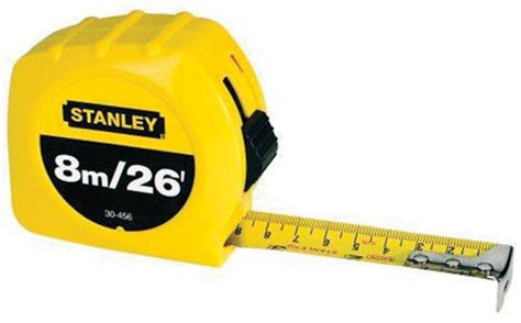 stanley        mm tape measure kms tools