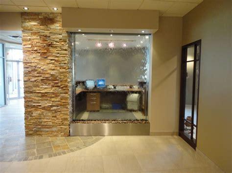 mur en verre interieur murs d eau sur vitre textur 233