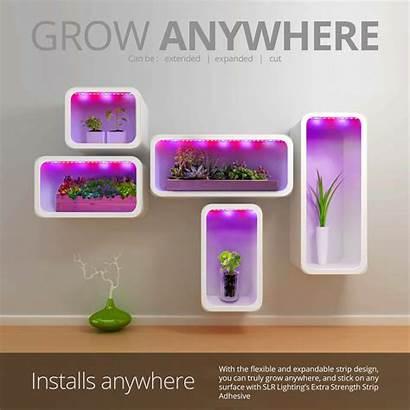 Grow Led Kit Walmart Lighting