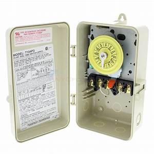 Intermatic Timer 220 Volt Plastic Enclosure