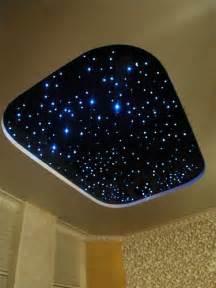 sternenhimmel im schlafzimmer lichtdekor de sternenhimmel lichtfaser glasfaser beleuchtung fertige sternenhimmel sets