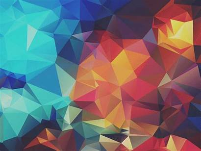 Poly Polygonal Low Textures Background Backgrounds Geometrical