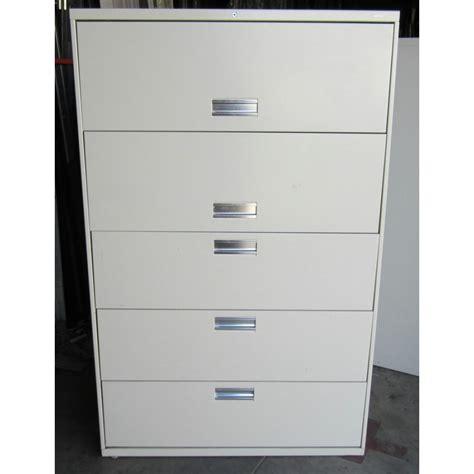used lateral file used hon 5 drawer file cabinet seeshiningstars
