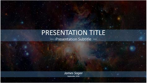 free downloadable powerpoint themes free galaxy powerpoint template 11509 sagefox
