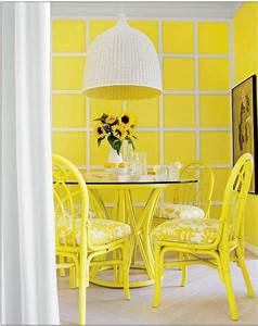 30, Gorgeous, Yellow, Interior, Design, Ideas