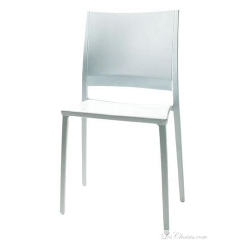 chaises cuisine blanches chaise de cuisine design blanche magic et chaises cuisine