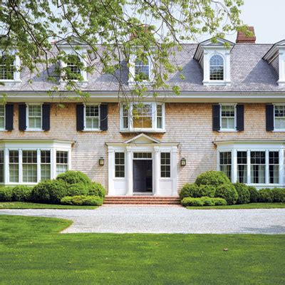 Tour A Historic Hamptons Estate Restored With Modern