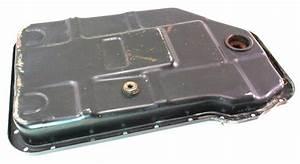 Transmission Valve Body Oil Pan 98